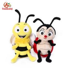 custom plush insect