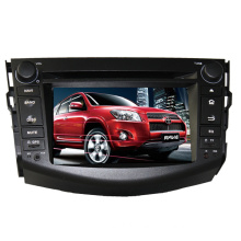 2DIN Car DVD Player Fit for Toyota RAV4 2006-2012 with Radio Bluetooth TV Stereo GPS Navigation System