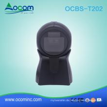 CMOS PDF417 QR Code Desktop 2D Barcode Scanner