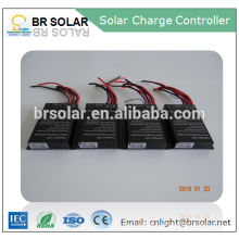 intelligent lighting control system pwm solar charge controller