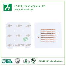 Aluminium LED PCB dengan pengeluaran Standard tinggi, aluminium PCB LED, LED PWB, mendahului daripada papan litar