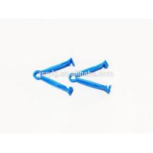 Collier de cordon ombilical à usage médical couleur bleue