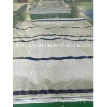 White PE Tarpaulin Cover, China Plastic Tarpaulin Factory, PE Tarp Sheet