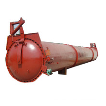 Horizontal Autoclave for AAC Block Making