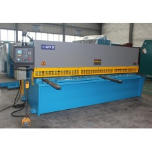 China Factory Guillotine Hydraulic Shearing Machine