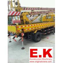 Isuzu elevador hidráulico do caminhão da gaiola do caminhão de Isuzu Forma elevada da placa de trabalho (GKZ-12)