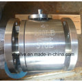 ANSI Forged Steel Flanged End Ball Valves