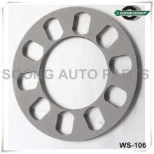 High polish Aluminium Alloy 6061 wheel spacer