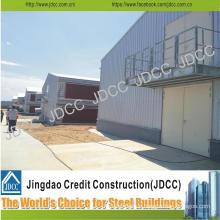Galvanized Steel Structure Chicken Farm Building
