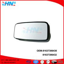 MAN Truck mirror auto spare parts 81637306430 81637306432