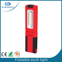 Luz de trabajo plegable 3W COB Led