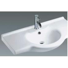 Керамический тазик верхней ванны верхней части установленный (B1000)