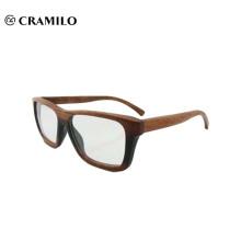 Magnetische lustige Bambussonnenbrille
