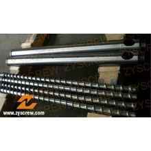 Bimetallischer Schrauben-Fass-Hersteller PET-Film-Profil-Rohr-Verdrängungs-Schrauben-Fass