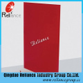 4-8mm Red/Wine Red Paint Glass/Backing Glass