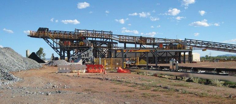 Bulk Material Conveyor
