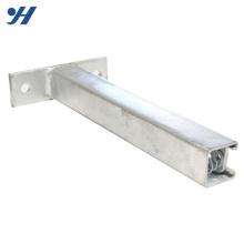 Support de bras en acier inoxydable résistant à la corrosion