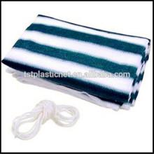 Japonês usado rede de cortina de plástico / rede de varanda de plástico