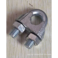 Rigging Hardware Galv Malleable U. S. Type Wire Rope Clip