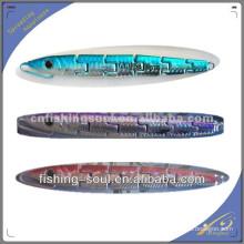 MJL008 señuelos de pesca de plantilla multi sección
