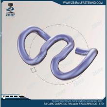 Elastic tension clamp SKL14 for ailroad