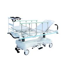 Manual Hospital Care Bed Adjustable Medical Bed