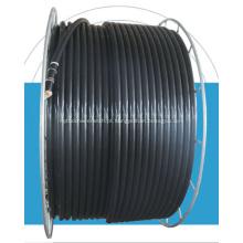 Tubo composto trançado em aço PE
