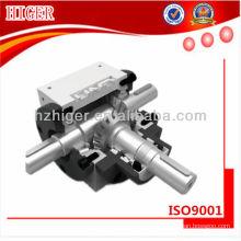 moldeo de la metalurgia del polvo / pequeñas piezas de metal / metalurgia del polvo para la caja de engranajes