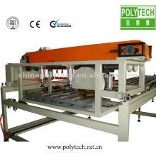 Máquina de corte de telha vitrificada PVC / ASA