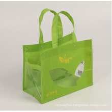 Promotion Wholesale Nonwoven Hand Bags