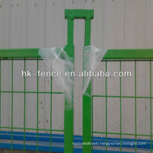 6'x10' Powder Coated Portable Temporary Steel Construction Fence Panels