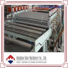 PE WPC-Bau-Brett, das Maschine herstellt