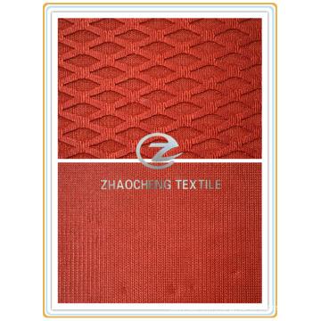 Tissu en maille triangulaire pour chaussures et rideaux