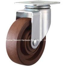 Rodízio giratório de alta temperatura de 280 graus (Brown)