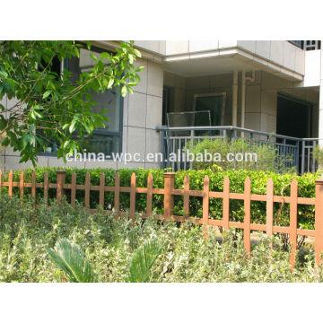 preservative outdoor garden WPC fenc