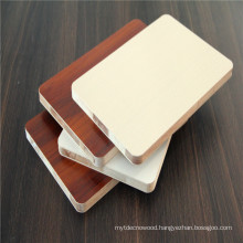 2020 types of manufactured wood  melamine faced malacca board/ecological board