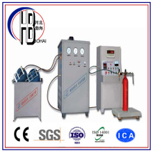 Filling System for CO2 Fire Extinguisher Filling Machine - Filling Machine