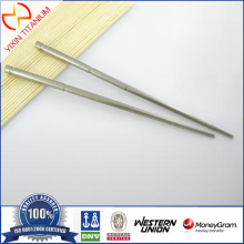Healthy and Top Grade Titanium Chopsticks