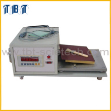 Máquina de teste de coeficiente de atrito cerâmico
