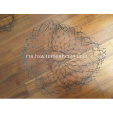 Pemindahan Root Ball Netting