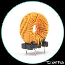 Chine Manufacturer l'inducteur toroïdal 10uh 3a de puissance élevée pour le filtre de ligne