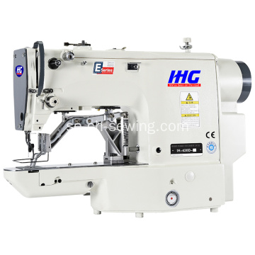 IH-430DComputer Direct-Drive Lockstitch Bar Tacking Machine