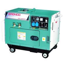 Silent Type Diesel Welding Generator (BN5800DSE/W)