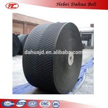 DHT-155 rubber conveyor belt making machine alibaba export