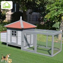 Cheap popular large wood chicken kennel cage