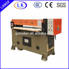 Leather punching machine with oil preasure