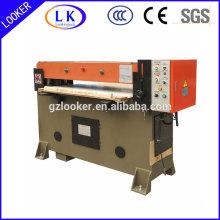 2014 novo modelo de plástico hidráulico blister máquina de corte