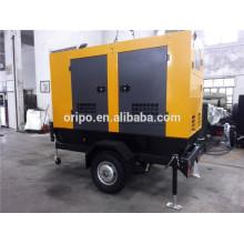 Poder silencioso diesel gerador 40kw recipiente tipo diesel gerador