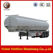 50000 Liters Capacity Oil Transportation Tanker Trailer