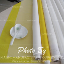 Sefar Quality White and Yellow Polyester Screen Printing Mesh